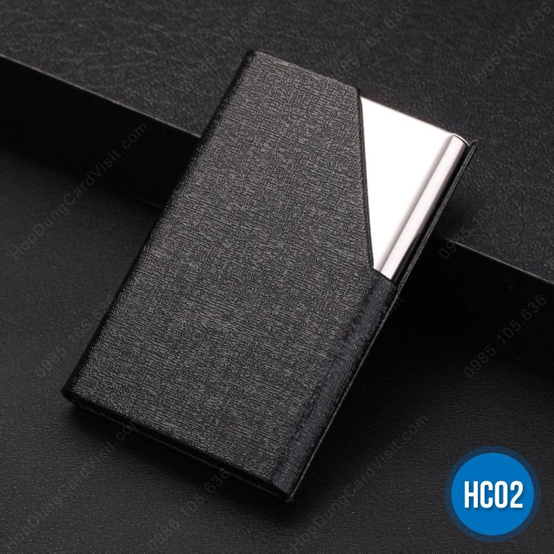 Hoop name card gia re Ha Noi HC02 den