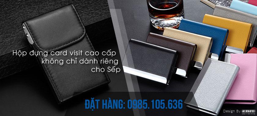 hop dung card visit cao cap